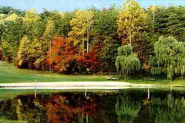 Pet Friendly Trackrock Campground and Cabins