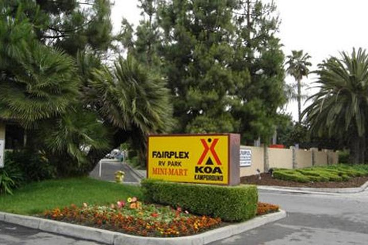 Pet Friendly Los Angeles / Pomona / Fairplex KOA