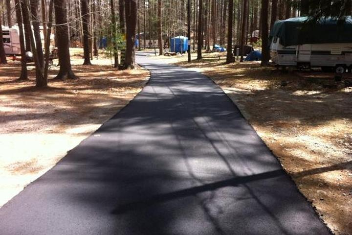 Pet Friendly Whispering Pines Campground