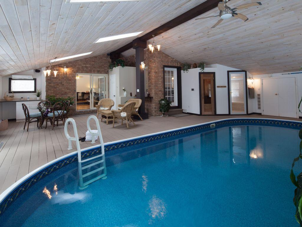5 Bedroom Vacation House With Indoor Pool Amp Sauna Pet Policy
