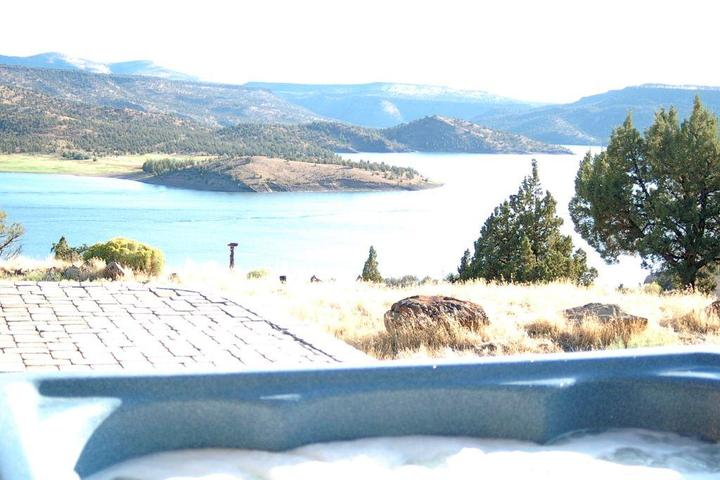 Pet Friendly Prineville Reservoir Retreat
