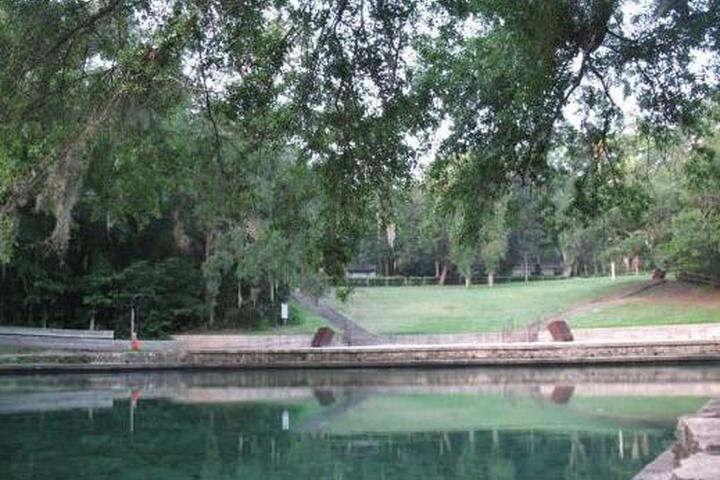 Pet Friendly Wekiwa State Park Campground