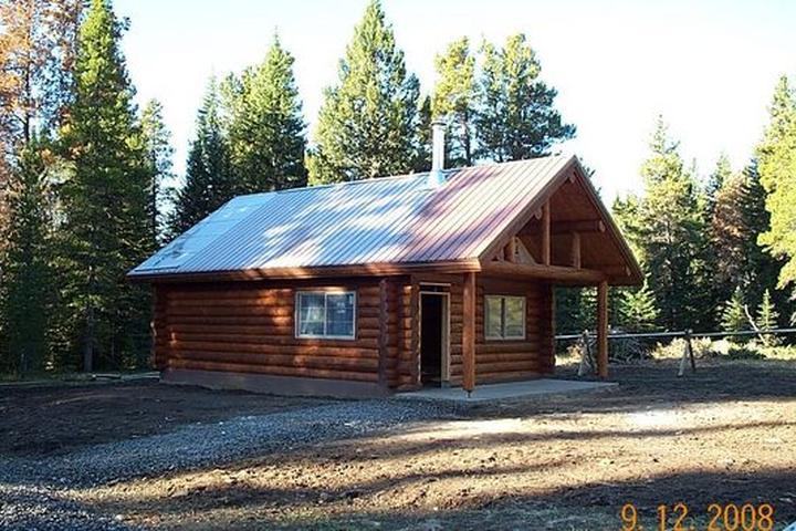 Pet Friendly Bennett Creek Cabin