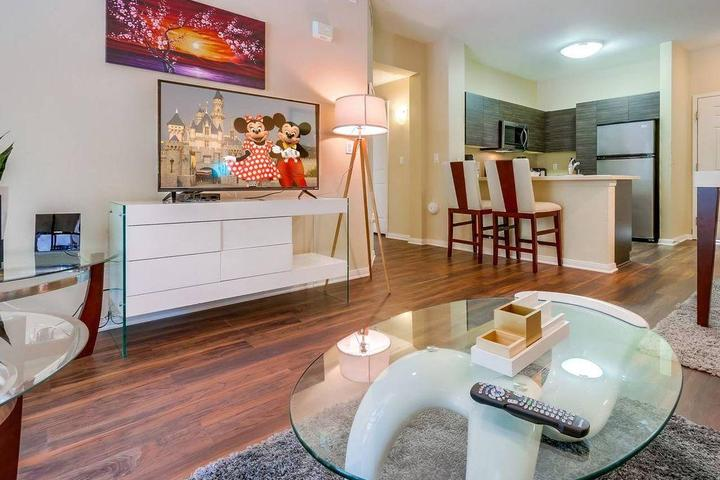 Pet Friendly Disney's Gorgeous 1/1 Apartment
