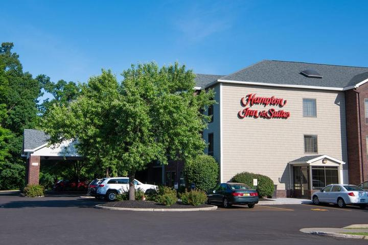 Pet Friendly Hampton Inn and Suites Rochester Victor