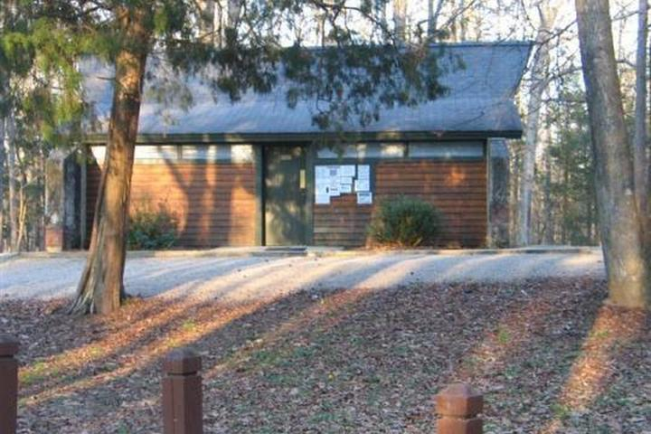 Pet Friendly Andrew Jackson Campground