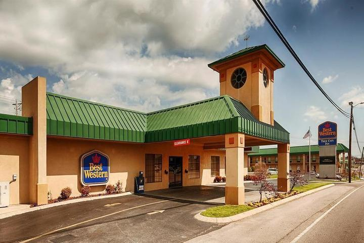 Pet Friendly Best Western Tree City Inn