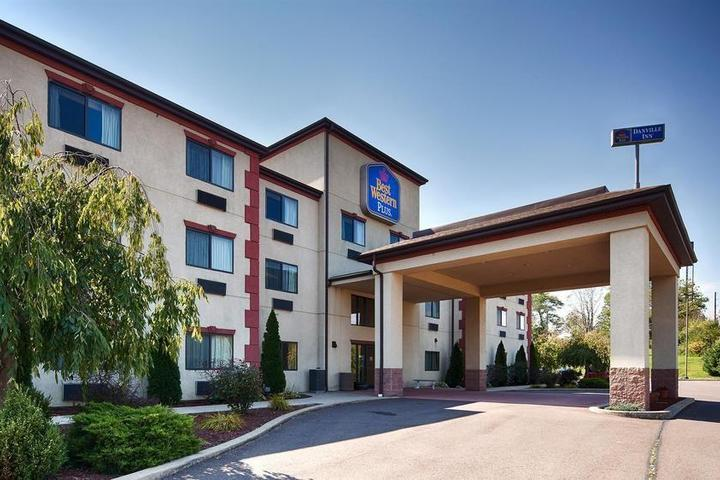 Pet Friendly Best Western Plus Danville Inn