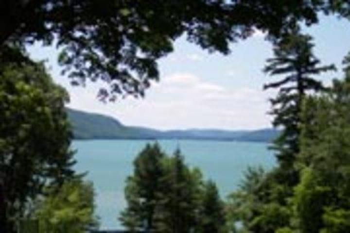 Pet Friendly Glimmerglass State Park Campground