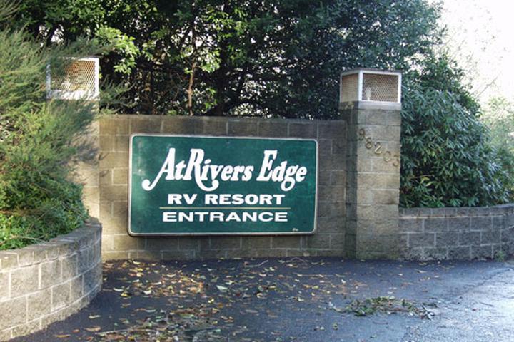 Pet Friendly AtRivers Edge RV Resort
