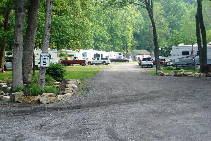 Pet Friendly Brandywine Creek Campground
