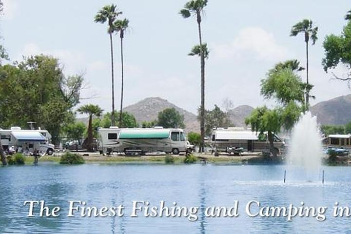 Pet Friendly Reflection Lake RV Park