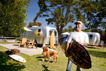 Pet Friendly Santa Cruz / Monterey Bay KOA
