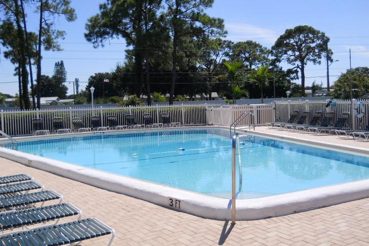 Pet Friendly Arbor Terrace RV Resort