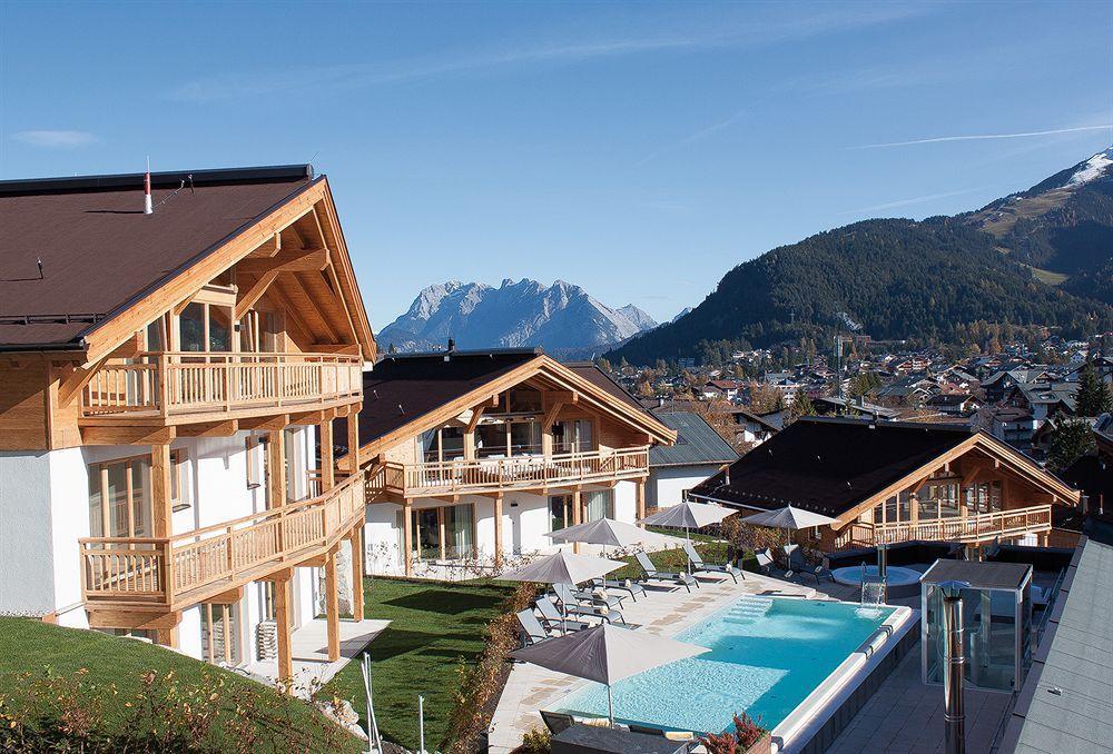 St Peter Hotel Chalets De Luxe Seefeld Tirol