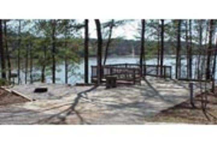 Pet Friendly Deerlick Creek Campground