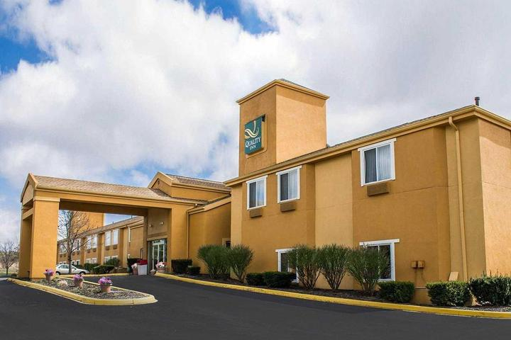 Pet Friendly Quality Inn Brunswick