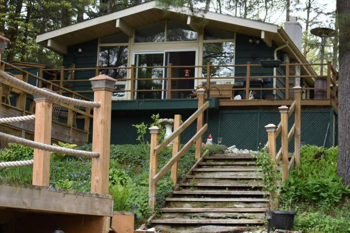 Peachy Pet Friendly Vacation Rentals In Washago On Bring Fido Download Free Architecture Designs Scobabritishbridgeorg