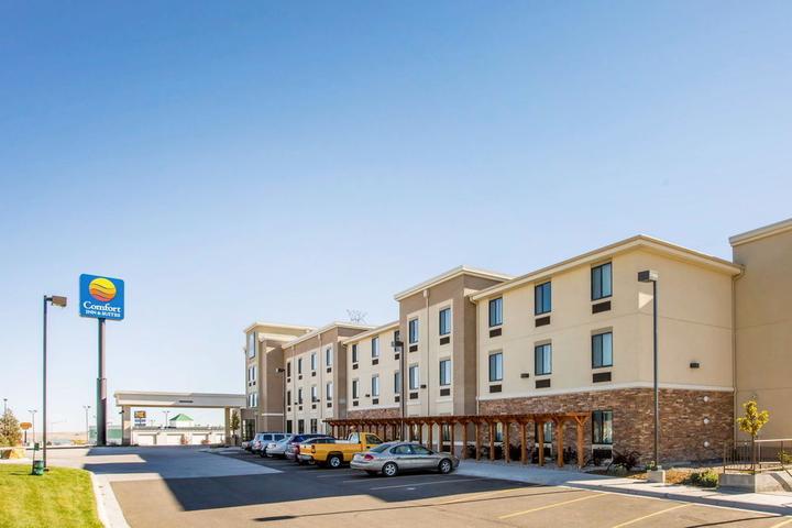 Pet Friendly Comfort Inn & Suites Cheyenne