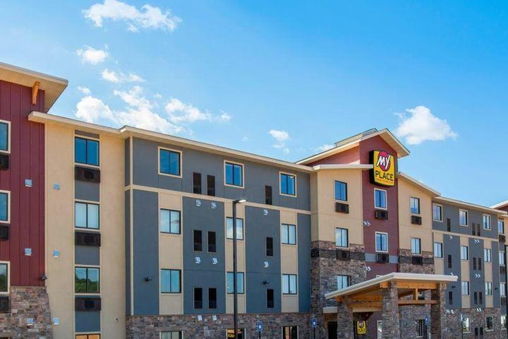 Pet Friendly My Place Hotel Lithia Springs