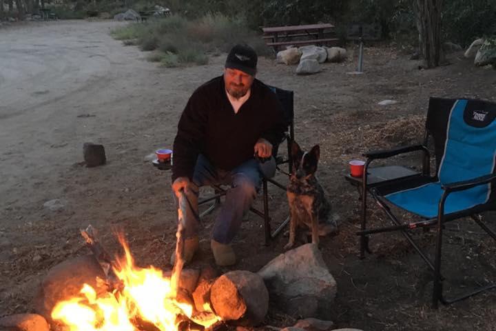Pet Friendly Baker Creek Campground