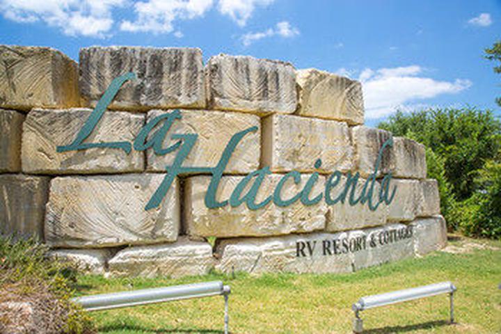 Pet Friendly La Hacienda RV Resort & Cottages