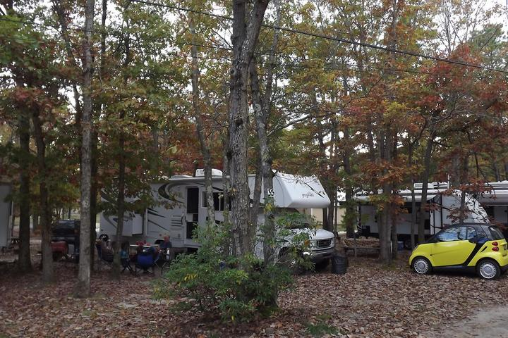 Pet Friendly Indian Rock Family Campground