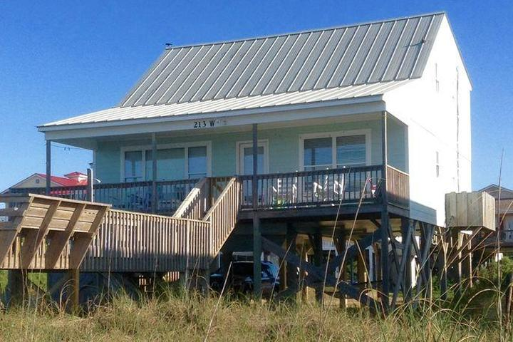 Stupendous Pet Friendly Vacation Rentals In Holden Beach Nc Bring Fido Home Interior And Landscaping Ferensignezvosmurscom
