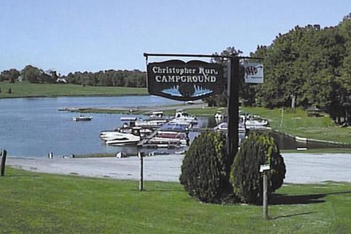 Pet Friendly Christopher Run Campground