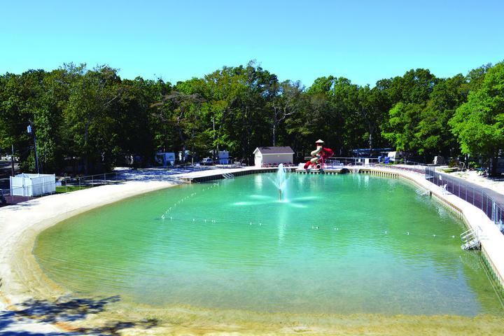 Pet Friendly Seashore Campsites & RV Resort