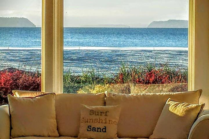 Pet Friendly Camano Island Airbnb Rentals