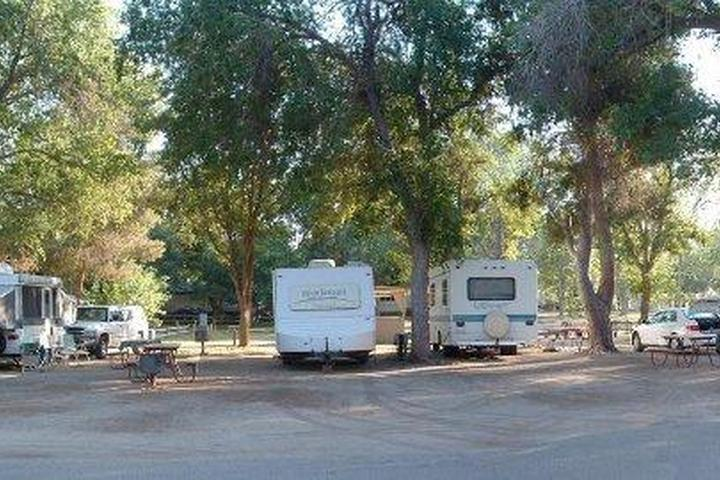 Pet Friendly Victorville Shady Oasis RV Park