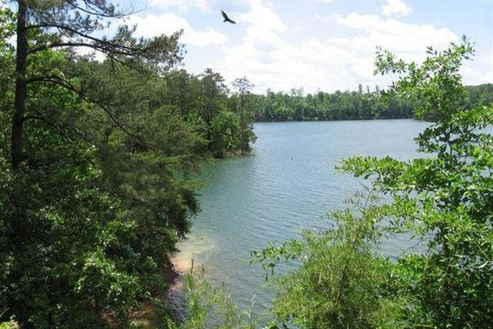 Pet Friendly Houston Recreation Area Campground