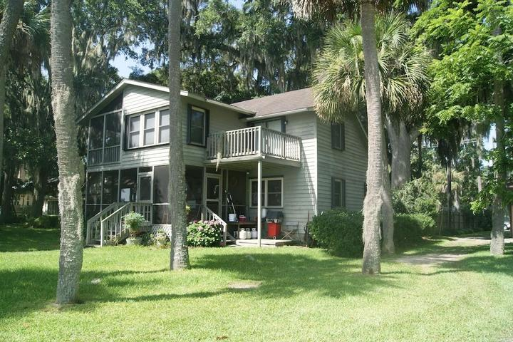 Pet Friendly Chechessee River House