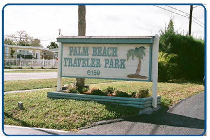 Pet Friendly Palm Beach Traveler Park