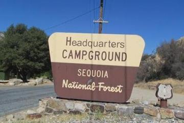 Pet Friendly Headquarters Campground