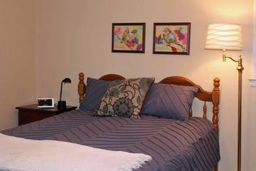 Pet Friendly Hotel Style Room in House