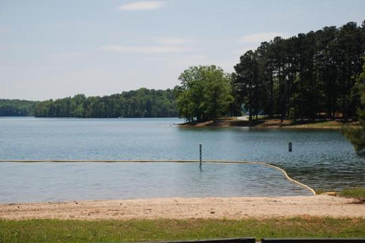 Pet Friendly Oconee Point  Campground