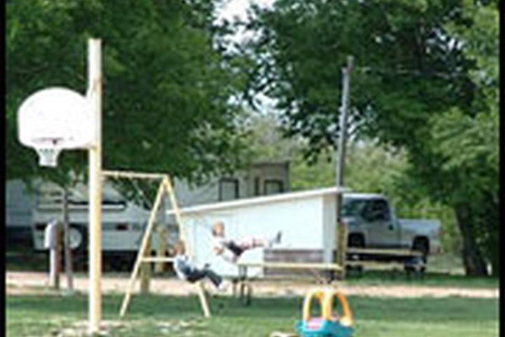 Pet Friendly Falcon Meadow RV Campground