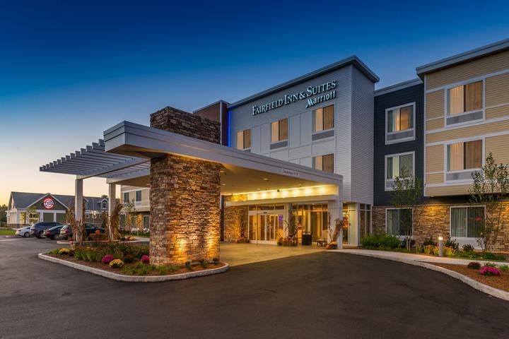 Pet Friendly Fairfield Inn & Suites by Marriott Plymouth