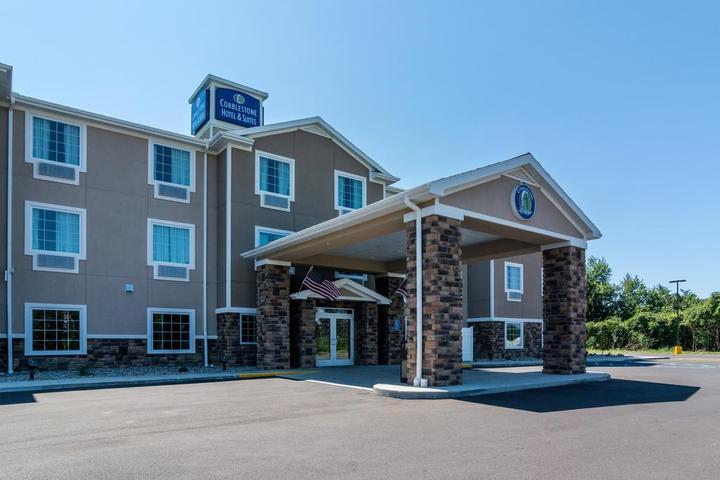 Pet Friendly Cobblestone Hotel & Suites Greenville