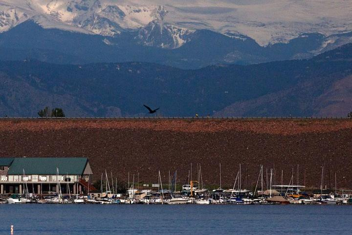Pet Friendly Cherry Creek State Park Campground