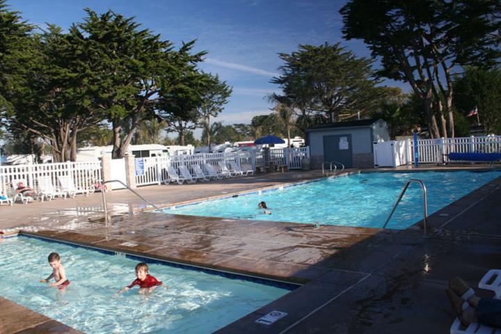 Pet Friendly Pismo Coast Village RV Resort