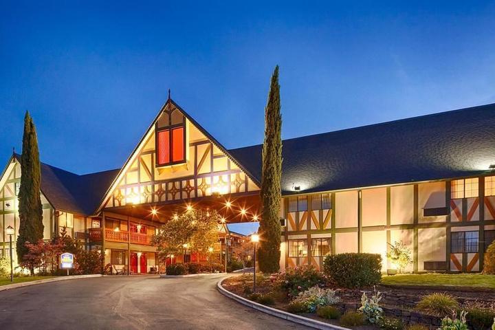 Pet Friendly Best Western Windsor Inn
