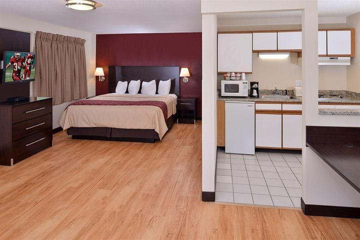 Pet Friendly Red Roof Inn PLUS & Suites Guilford