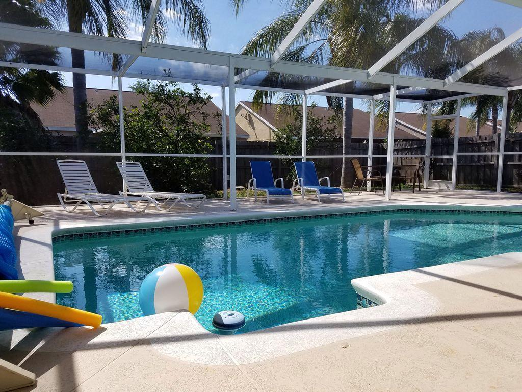 South Shore Pool Home Near Apollo Beach Pet Policy