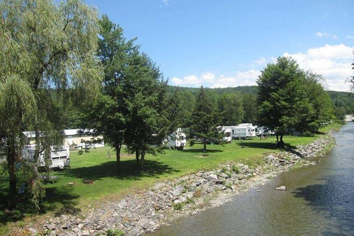 Pet Friendly Abel Mountain Campground