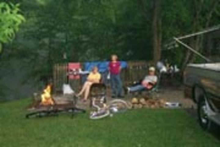 Pet Friendly Buckhorn Campground