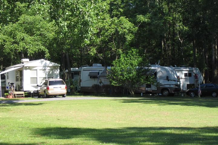 Pet Friendly Arrowhead Marina & RV Park