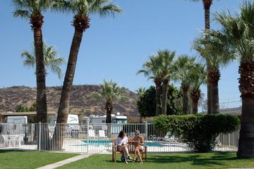 Pet Friendly Desert Sands RV Park